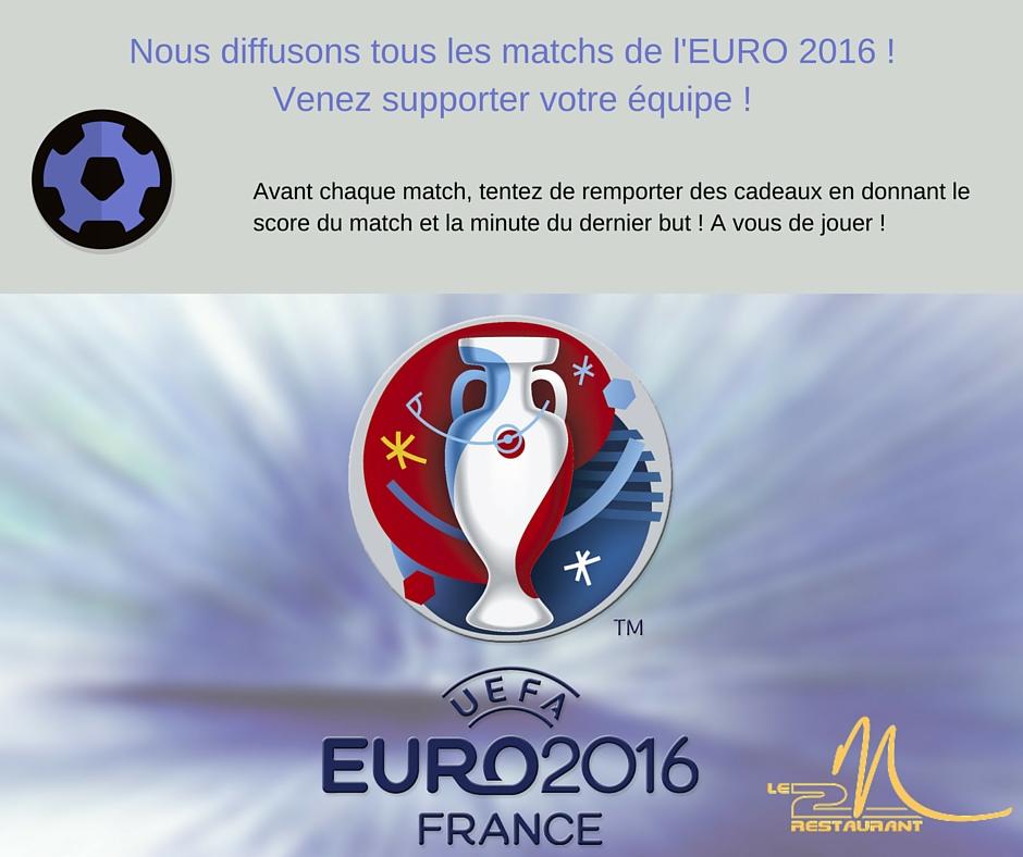 EURO 2016 le 2 m
